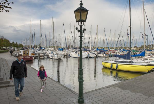 De jachthaven van Brouwershaven gaat in 2022 op de schop.