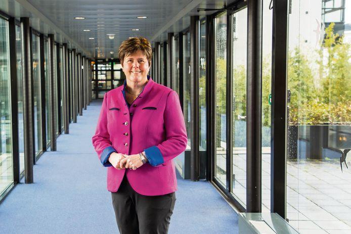 Ina Adema, commissaris van de koning in Brabant over de aanpak van het klimaat in Brabant.