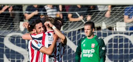 Willem II onder leiding van Lindhout, Janssen fluit PSV, Van Damme bij RKC