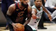 LeBron James zet Boston in zijn eentje opzij en geeft Cleveland opnieuw hoop
