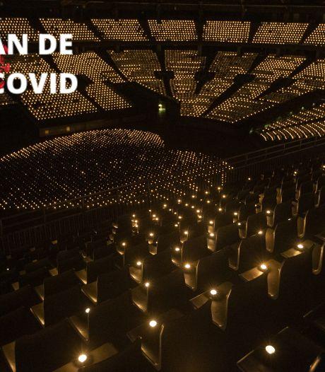 """Covid-19 et musique: """"Après un an, c'est flagrant qu'il manque quelque chose à nos vies"""""""
