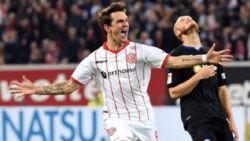 Benito Raman rekent op verlengd verblijf bij Fortuna Düsseldorf