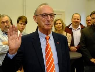 Burgemeester Frank Boogaerts hervat maandag de activiteiten na hartoperatie