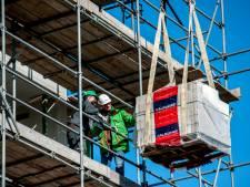 Bouwvakker zwaargewond bij ongeval op bouwplaats in Muiden