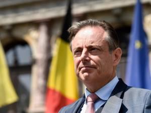 Bart De Wever plaide pour une réunification de la Flandre et des Pays-Bas