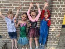 Dolle pret bij zomercarnaval op Almelose basisschool De Wereldboom