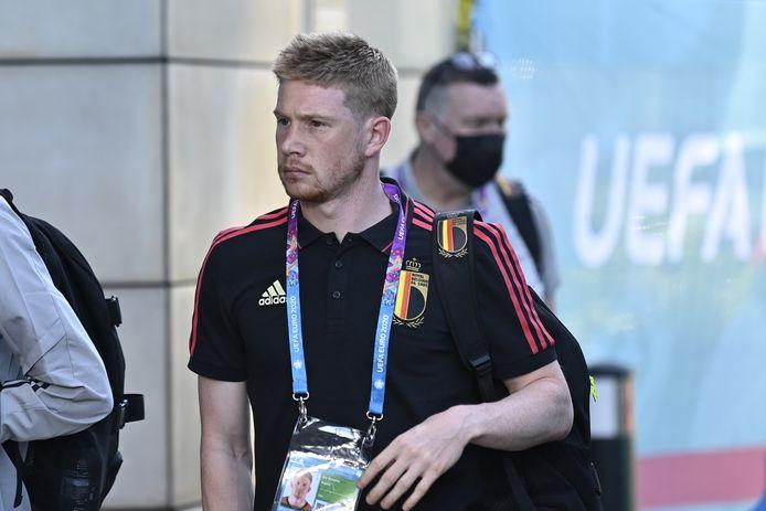 Kevin De Bruyne est prêt, son Euro pourrait débuter contre le Danemark.