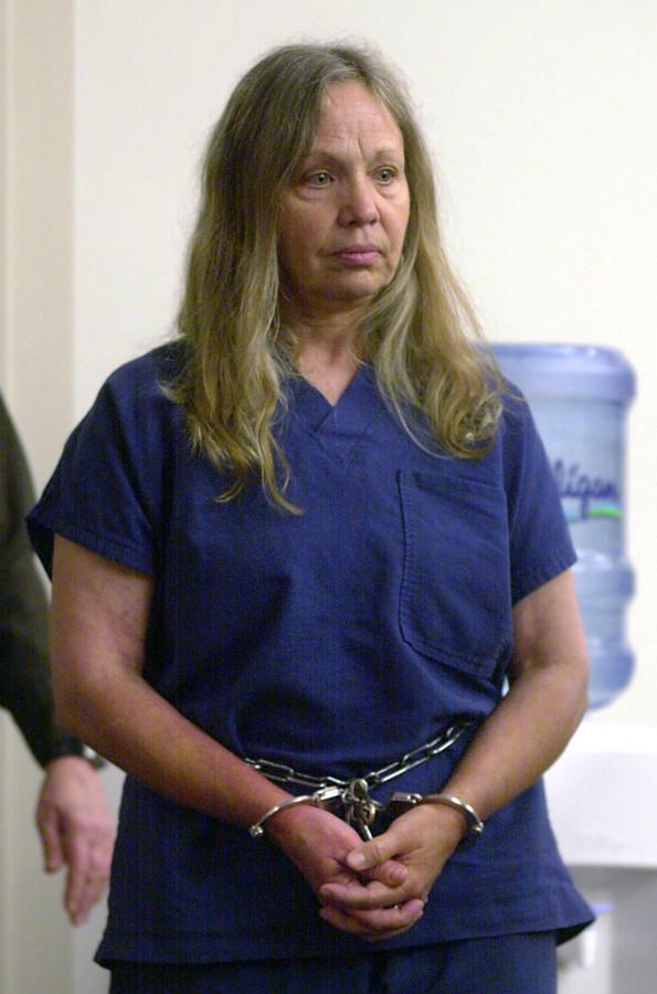 Wanda Barzee in de rechtbank in 2003.