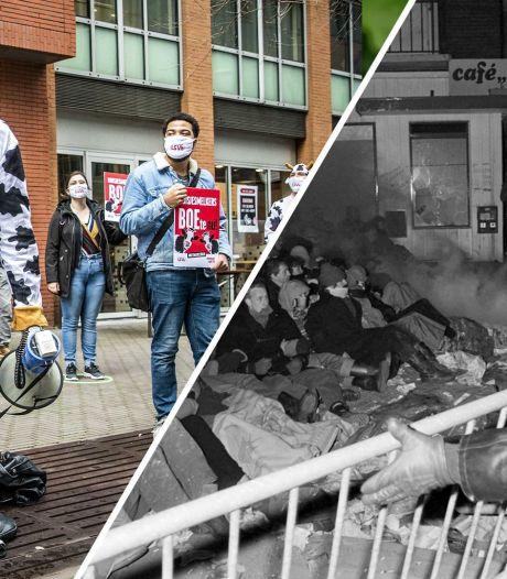 Landelijk woonprotest komt 40 jaar na grootste krakersrel ooit: 'Hoogste tijd voor actie'