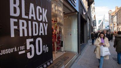 Lichte stijging elektronische betalingen op Black Friday