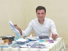 Koerdische oppositieleider met Kennedy-uiterlijk populair bij Turken