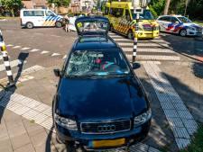 Fietsster gewond bij aanrijding met auto in Oosterhout
