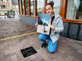 Monument voor geliefde Nijmeegse buurtkat Dickies