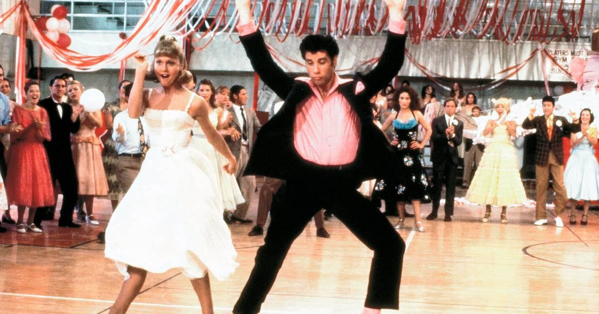 """""""Grease"""" accusé de sexisme: Olivia Newton-John appelle les détracteurs du film """"à se détendre un peu"""" - 7sur7"""