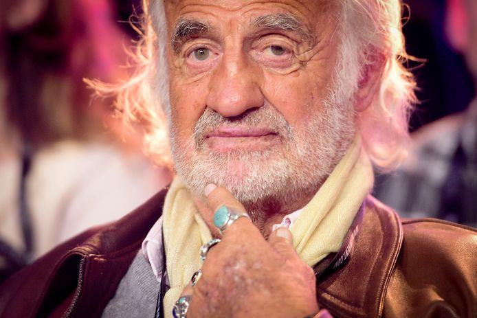 Belmondo in 2016.
