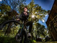 Klimmer Meindert Weulink maakt snel progressie, het mag best eindigen op de Mont Ventoux