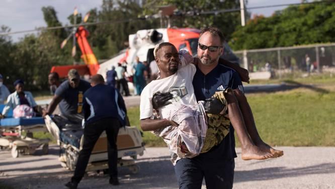 Aardbeving Haïti kostte nu al aan zeker 2.189 mensen het leven