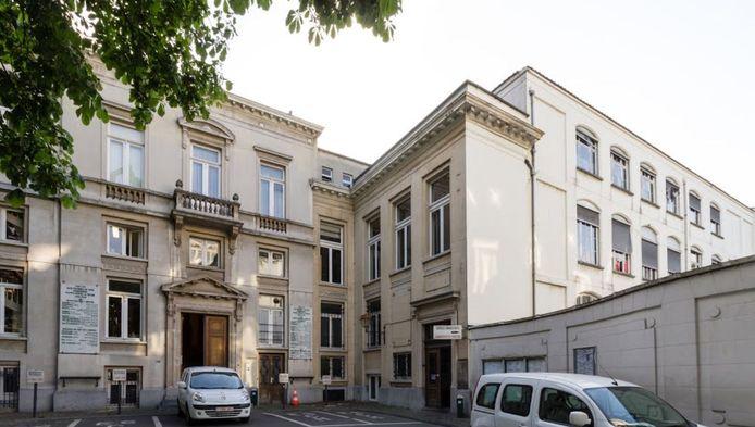Het gemeentehuis van Elense