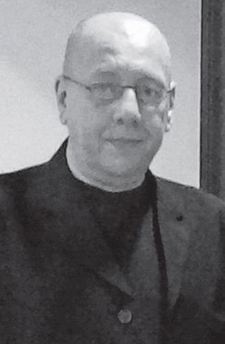 Luc Michel. Beeld kos