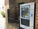 Deze ijsjesautomaat is ongetwijfeld de leukste van het Hageland.