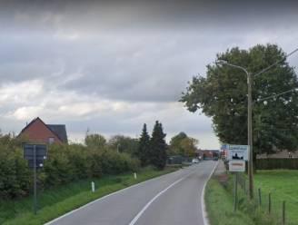 Aanleg fietspad en riolering Sint-Lenaartseweg van start