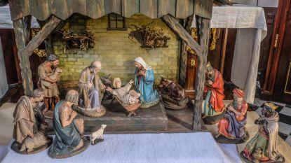Begijnhof promoot historische kerststal