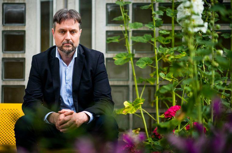 Erik Masthoff: 'Was het beter geweest als we deze man hadden vastgehouden tot het einde van zijn detentie en dan de poort hadden opengedaan?' Beeld Freek van den Bergh