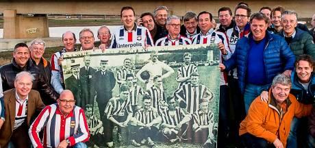 't Kon ze niet bommen, kampioen was Willem II: voetbal ten tijde van de Eerste Wereldoorlog