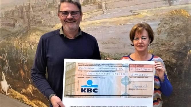 Plantenverkoop in Zoutleeuw levert meer dan 14.000 euro ten voordele van Kom op tegen Kanker