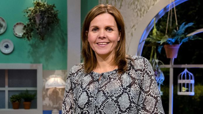 Annemarie Pronk, de winnares van Heel Holland Bakt van vorig jaar.