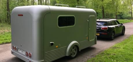 Nieuwe, Nederlandse caravan heeft eigenwijze trekjes