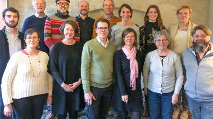 Peter Blondeel en An Verhasselt samen voorzitter van partij Groen in Oudenaarde