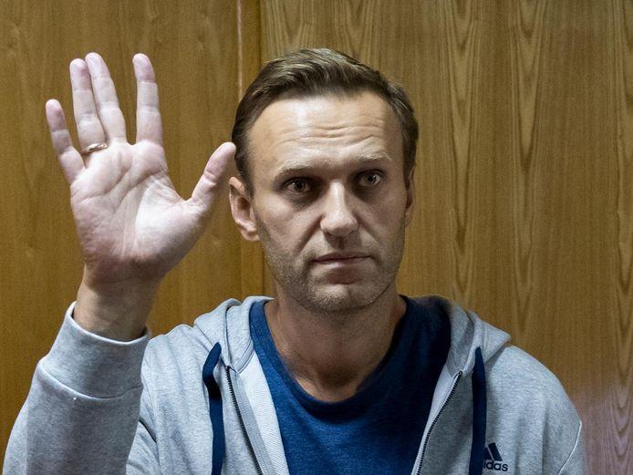 Alexeï Navalny, principale figure de l'opposition en Russie