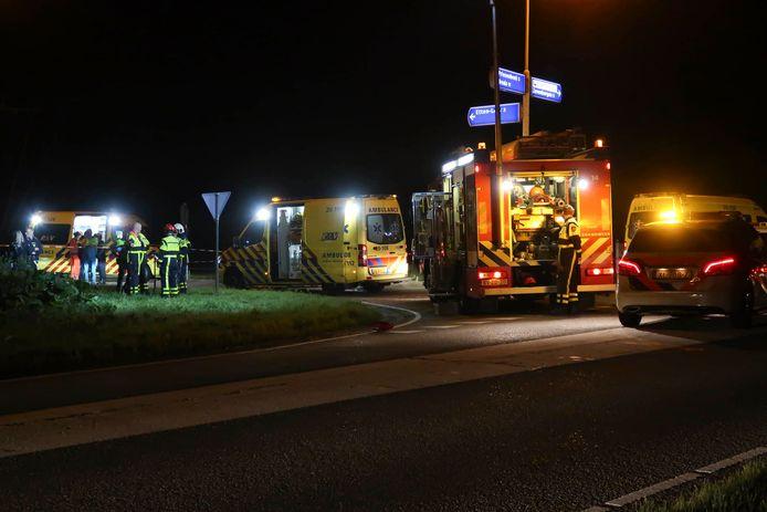 Dode en twee gewonden bij ongeluk Etten-Leur