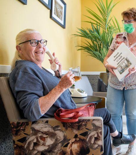 Monumentaal universiteitsgebouw biedt nu plek aan kwetsbare en dementerende ouderen: 'Het is hier prettig wonen én werken'
