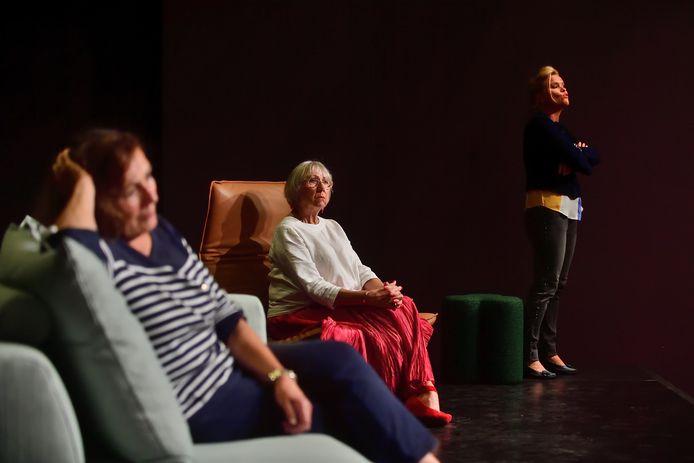 De generale repetitie in Theater Den Enghel.
