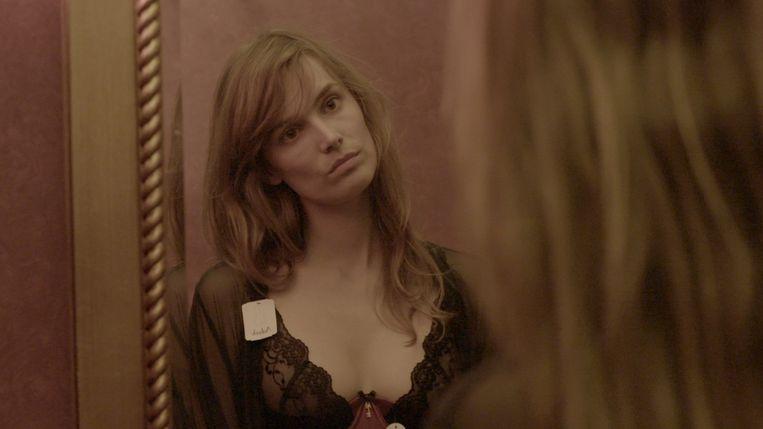 Lize Korpershoek in haar documentaire 'Mijn seks is stuk'. Beeld vpro
