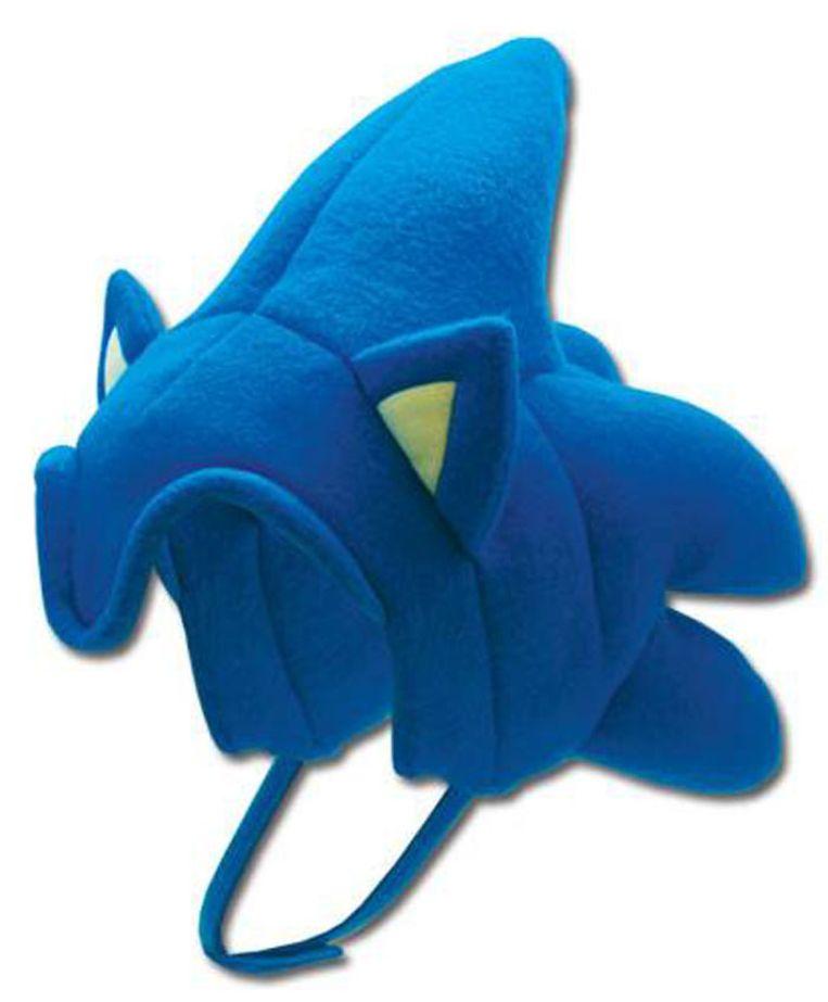 Er zijn ook 5 Sonic-mutsen te winnen! Beeld UNKNOWN