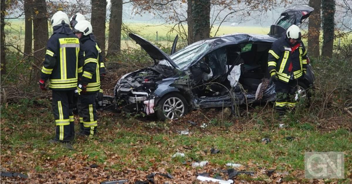 Dode bij ongeval vlak over de grens bij De Lutte.