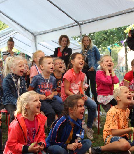 Gezinskaart helpt dit jaar voor een veilig bouwdorp Veghel in Hout