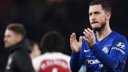 """Hazard blijft toekomstvragen dribbelen: """"Je kent het antwoord toch. Dan moet je de vraag niet meer stellen"""""""