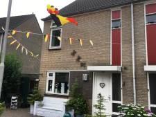 Supporters van België in Prinsenbeek klaar voor de eerste match van de Rode Duivels op WK