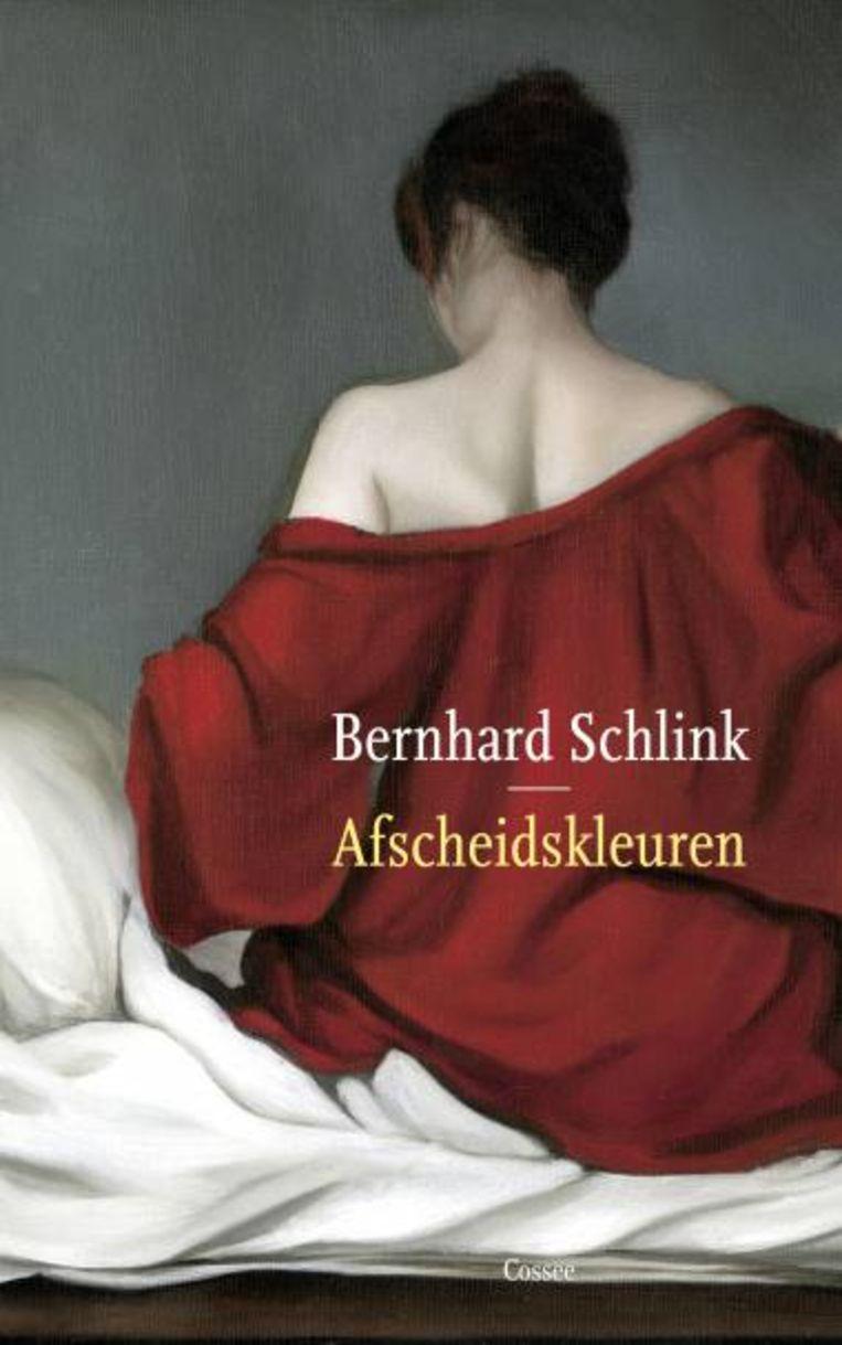 Bernhard Schlink: Afscheidskleuren. Vertaald door Kees Wallis, Cossee, €24,99. 256 blz. Beeld