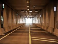 Tunnel bij Nijverdal nachtje dicht vanwege onderhoudswerkzaamheden