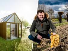 Lukas Lagerweij uit Wilp wil met onbemande buurtwinkel de 'super' terughalen naar kleine dorpskern