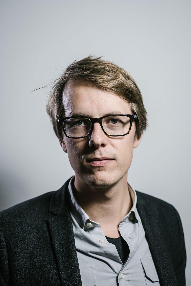 Maarten Boudry is filosoof (UGent) en een van de jonge denkers van ons Zeno-kernkabinet.  Beeld Wouter Van Vooren