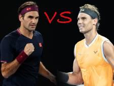 Op Federer ben je verliefd, Nadal zet een stadion in de fik