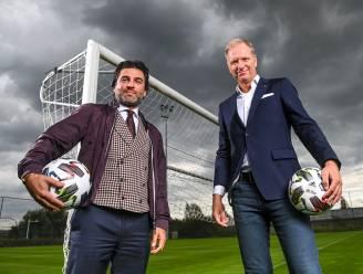 """""""Iedereen neemt de megafoon en roept maar"""": een dubbelinterview met bondsvoorzitter Bayat en CEO Bossaert over het product 'Belgisch voetbal'"""