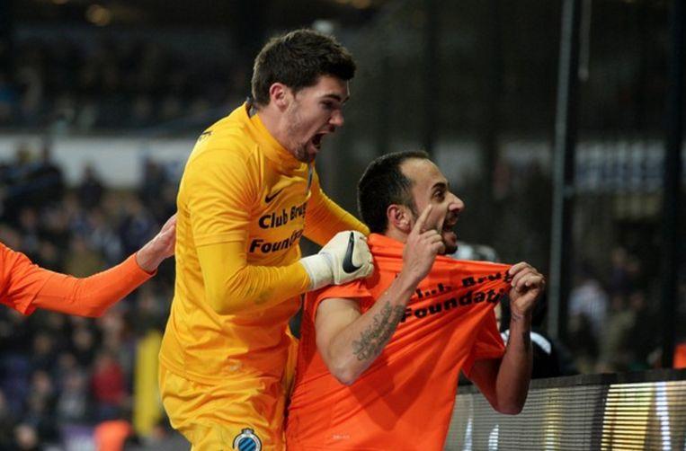 Vazquez is de grote man bij Club met twee doelpunten.