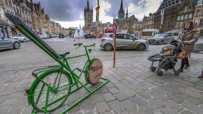 Ieper grijpt Gent-Wevelgem aan om de stad te promoten